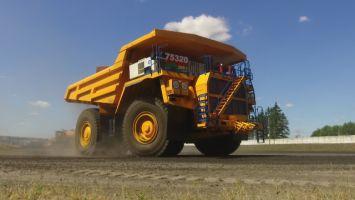БелАЗ презентовал 290-тонник