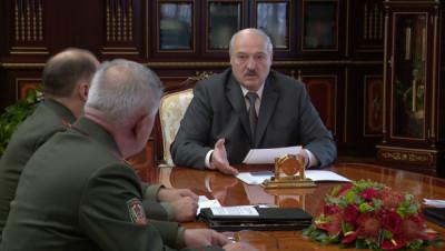 Лукашенко об организаторах нелегальной миграции: в Польше, Литве и других странах самые бандюганы сидят