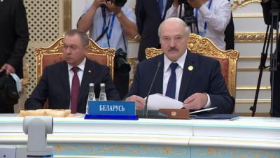 Лукашенко: обострение обстановки на западных границах ОДКБ стало опасной тенденцией