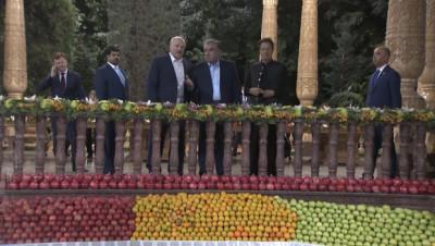 """""""Мы постарались, чтобы поднять вам настроение"""". Как Лукашенко принимают в Таджикистане"""