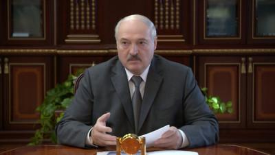 """""""Надо на это реагировать"""". Лукашенко заявил об озабоченности Беларуси и России ситуацией на границе с Украиной"""
