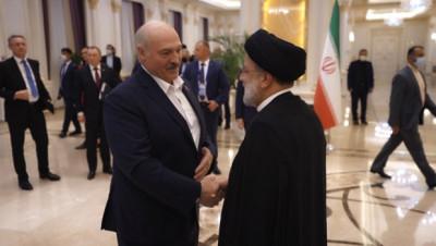 Лукашенко: как бы ни складывалась обстановка в мире, Иран и Беларусь всегда находили пути к успеху