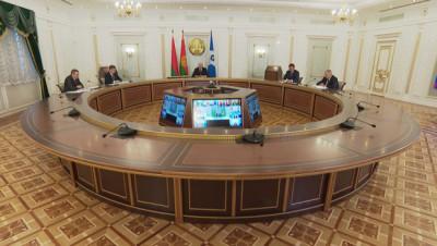 Лукашенко: Союзное государство может предложить ЕАЭС и СНГ лучшие наработки
