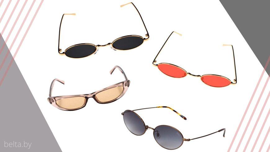 очки оверсайз женские