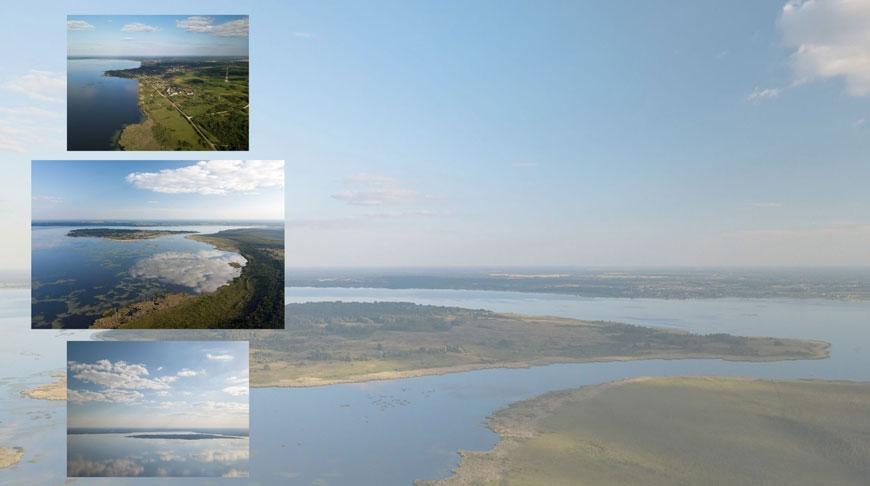 Крупнейшие озера Беларуси