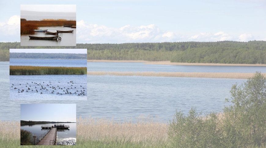 Большие озера Беларуси