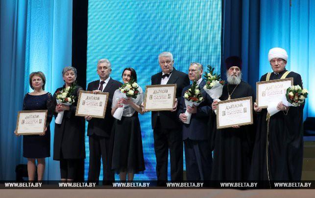 """Лауреаты премии """"За духовное возрождение"""""""