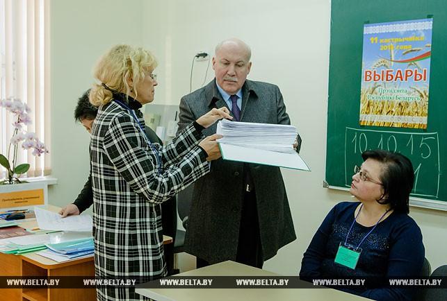 Отношение к наблюдателям в Беларуси вызывает особое уважение - Мезенцев