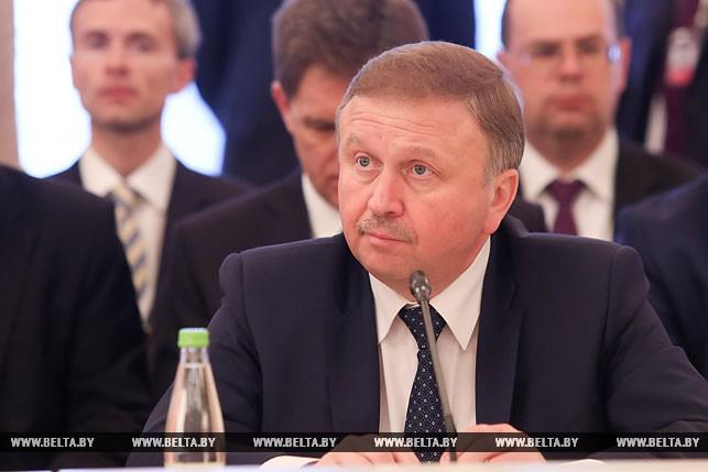 Михаил Бабич принял участие в совещании Совета глав правительств СНГ