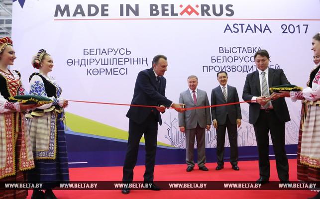 Кобяков откроет белорусскую выставку вКазахстане