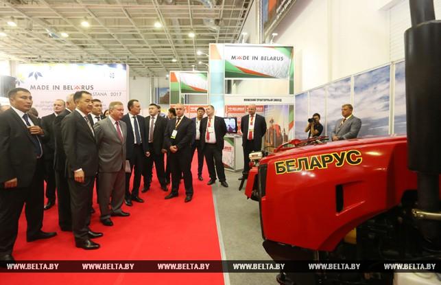 Президент Казахстана совершит визит вМинск