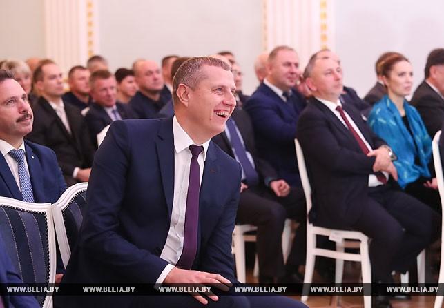 Министр экономики Дмитрий Крутой