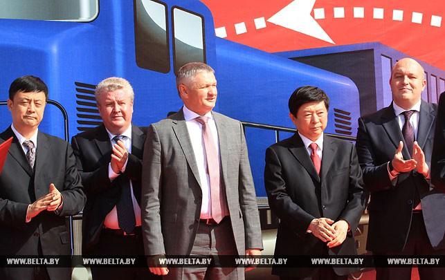 Первый заместитель начальника Белорусской железной дороги Игорь Шилов