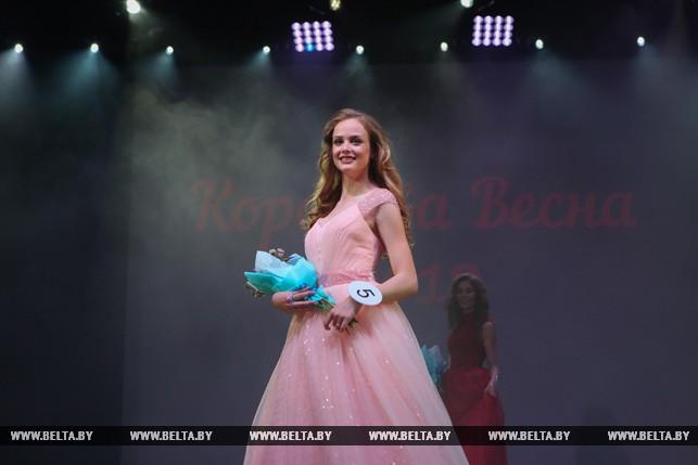 Первая вице-королева Весна Беларуси 2018 Влада Водянова