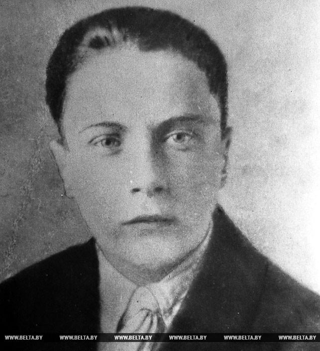 Один из организаторов Минского подполья Николай Кедышко