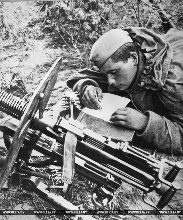 Великая Отечественная война. Прошу принять в ряды ВКП(б)... 1942 год