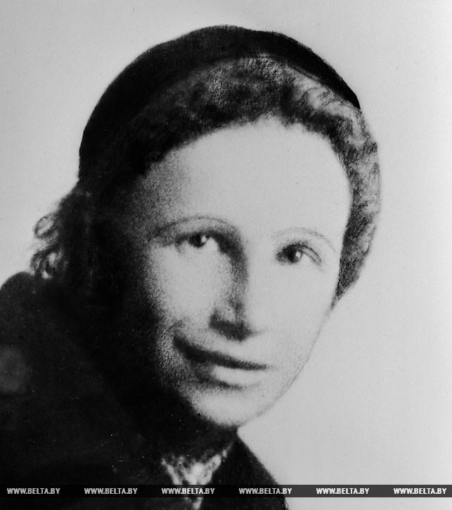 Герой Советского Союза Вера Хоружая
