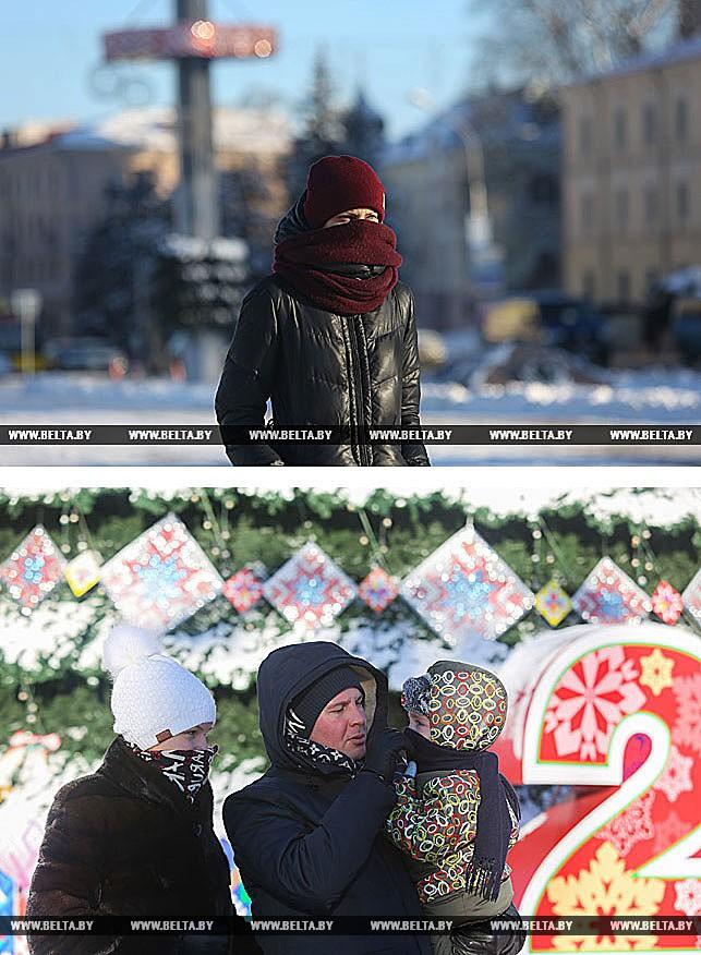 Картинки зименяя природа беларуси