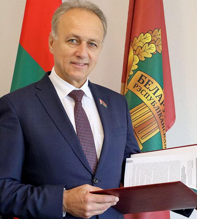Виктор Чайчиц. Фото Белорусской республиканской коллегии адвокатов