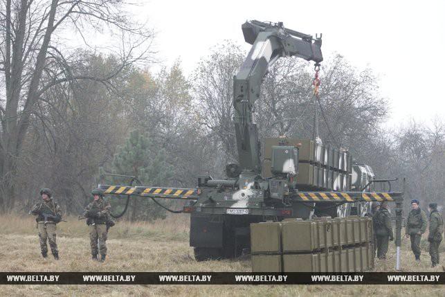 ВГомельской области прошли тестирования модернизированных «Полонезов»