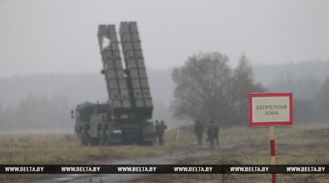 Модернизированная система «Полонез» благополучно прошла боевые тестирования вГомельской области