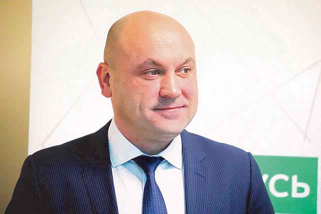 Генеральный директор Минского завода виноградных вин Иван Троцкий