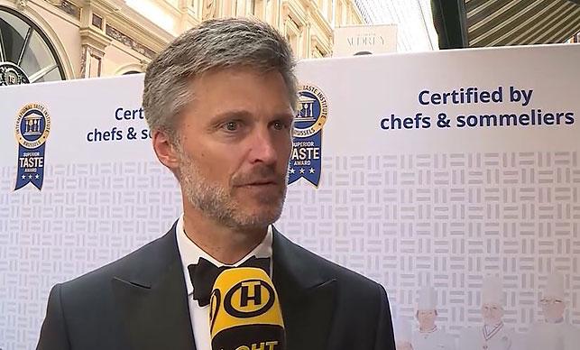 Управляющий директор Superior taste awards Эрик де Спулбер