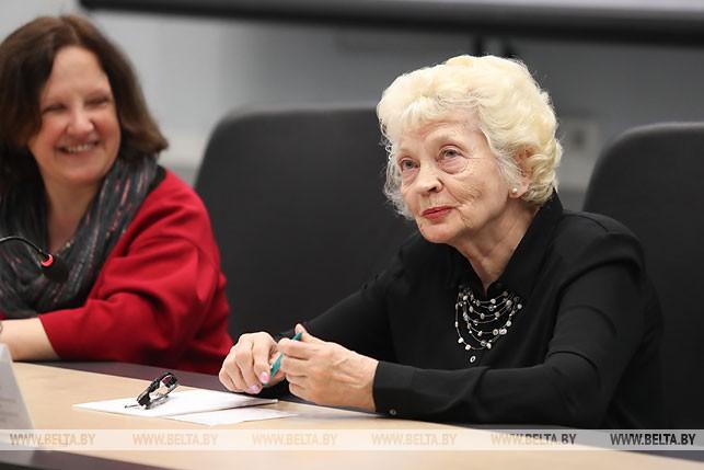 Ведущий научный сотрудник Белорусского государственного музея истории Великой Отечественной войны Наталья Филиппович