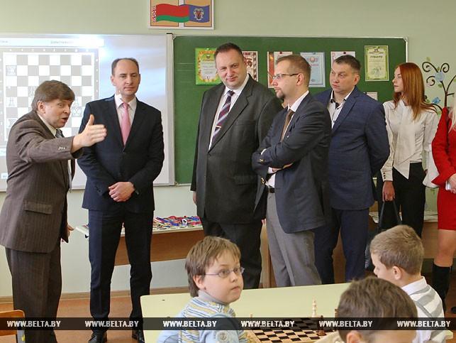 29октября стартует республиканская акция «Шахматы школе»