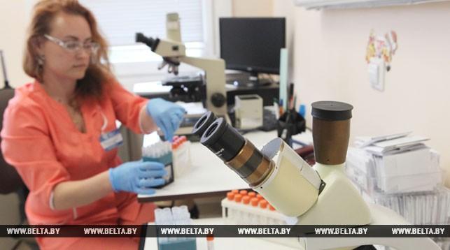 В лаборатории клеточных технологий