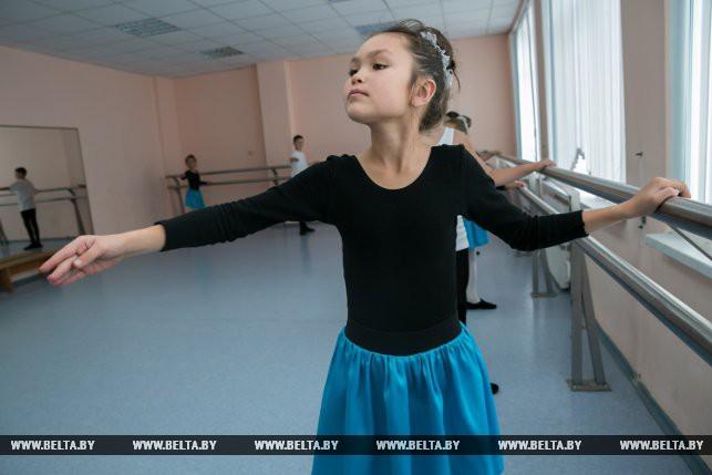 В Беловежской государственной детской школе искусств