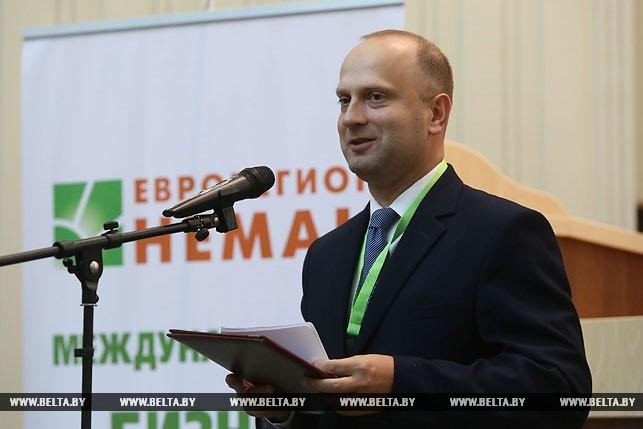 Заместитель министра экономики Юрий Чеботарь