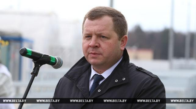 Министр лесного хозяйства Виталий Дрожжа