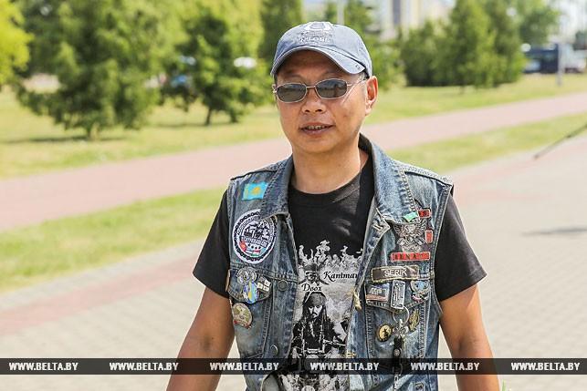 Серик Мурзабеков (Алматы, Казахстан)