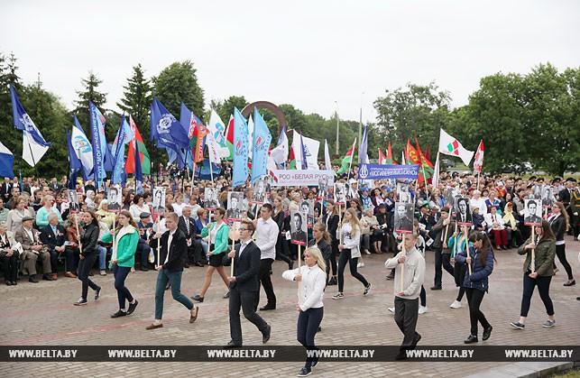Парад вчесть Дня независимости Республики Беларусь  вМинске