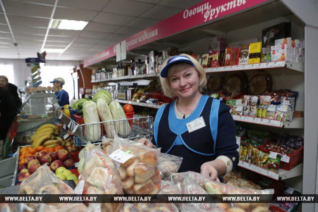 РЕПОРТАЖ: Магазины Белкоопсоюза: беспроцентная рассрочка, низкие цены и приветливый персонал