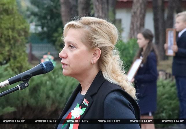 Депутат палаты Представителей Национального Собрания Республики Беларусь Светлана Чекан