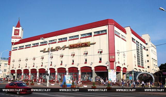 2c9bba03db31 Южную сторону площади замыкает Центральный универсальный магазин (ЦУМ