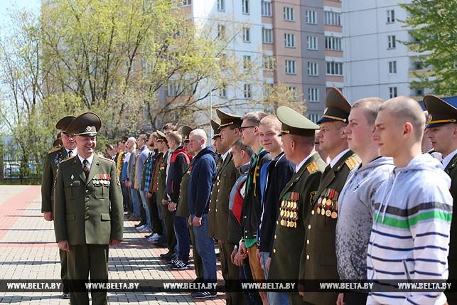 Поздравление с отправкой в армию