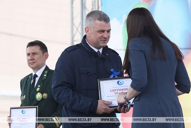 Алексей Неверов и Татьяна Михеенко