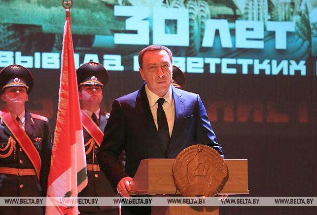 Заместитель главы Администрации Президента Николай Снопков