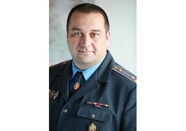 Назначен новый глава ГАИ Минска