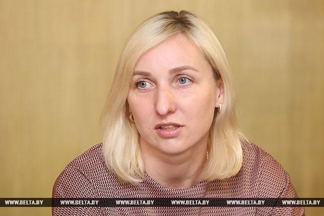 Татьяна Пашкевич обратилась по вопросу трудоустройства.