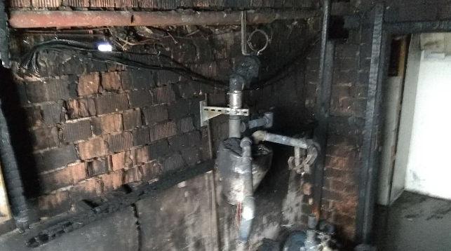 ВУзденском районе впожаре наферме спасено неменее 180 коров