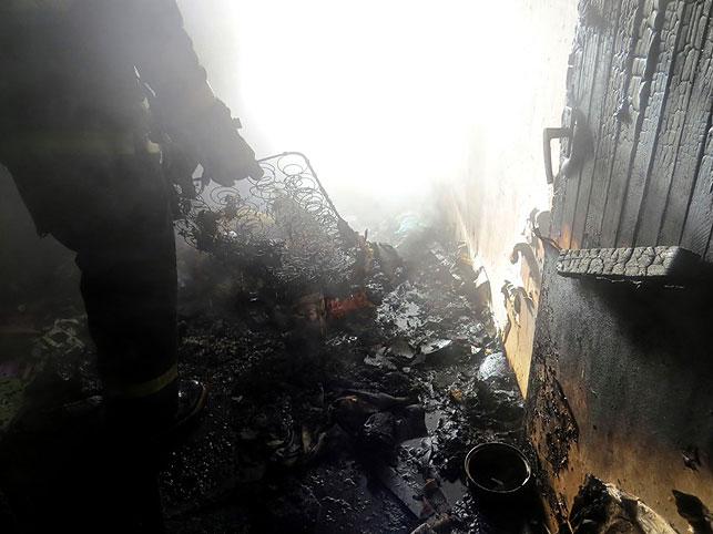 Две женщины погибли сегодня вМинске впроцессе пожара