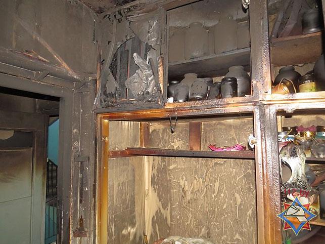 Пожар вмногоэтажке вМинске: двое погибших, 15 эвакуировано