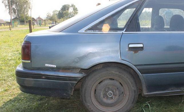 ВГродненском районе шофёр сбил сожительницу ипытался запутать следствие