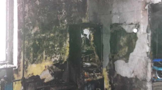 Изобщежития вМозыре эвакуировали 7 человек из-за пожара— МЧС