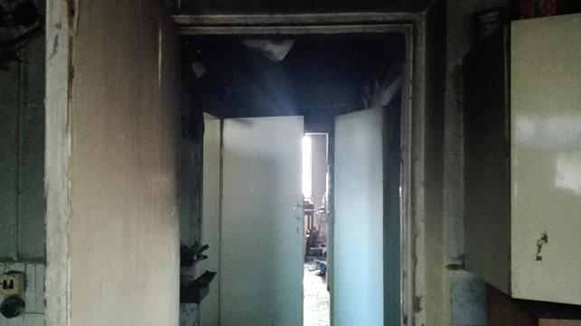 ВСолигорском районе из-за загоревшегося обогревателя пострадали 3 человека