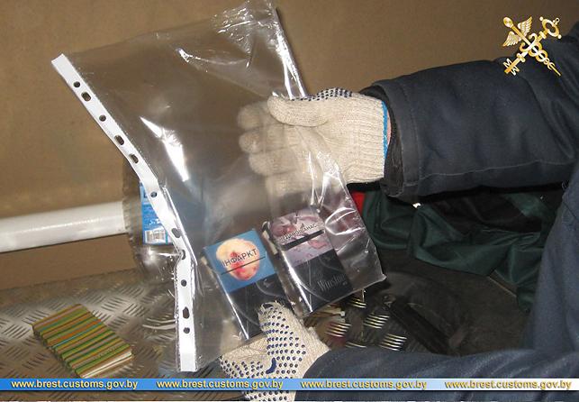 Брестская таможня возбудила два уголовных дела за ввоз марихуаны в ЕАЭС
